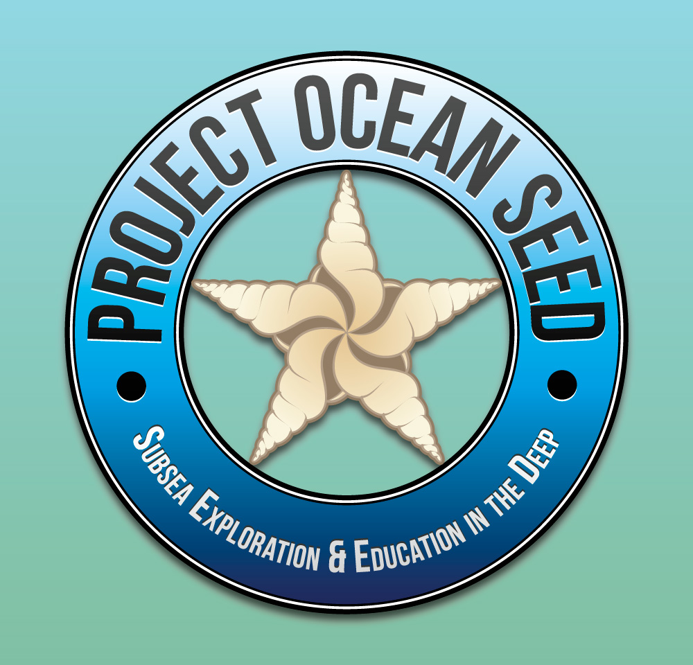 Project Ocean SEED - Logo (Color)