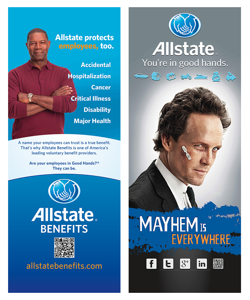 Allstate Insurance - Banners - Proofs