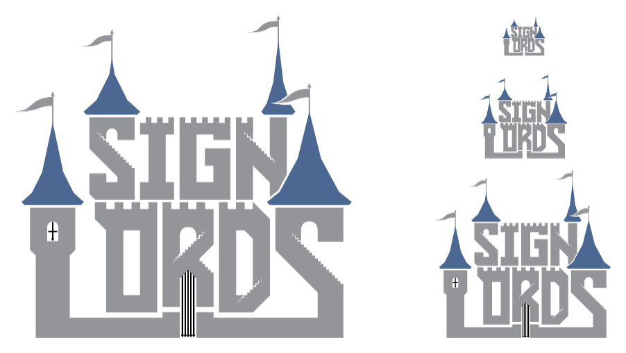 Sign Lords - Logo - Full Color