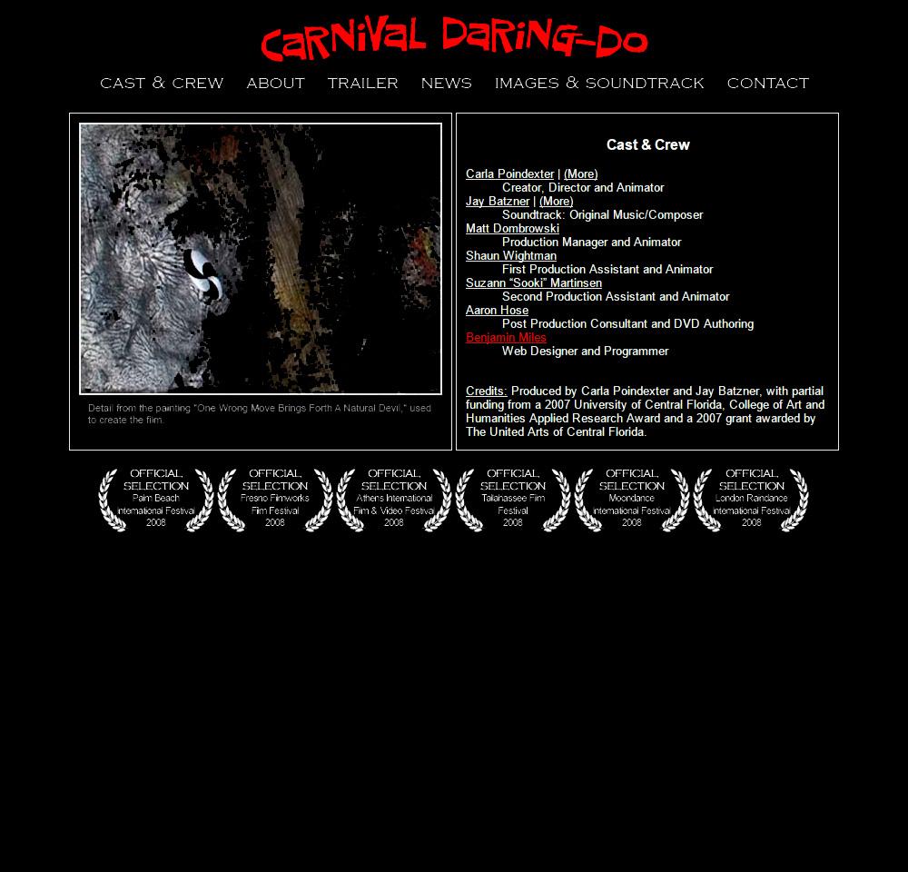 Carnival Daring-Do